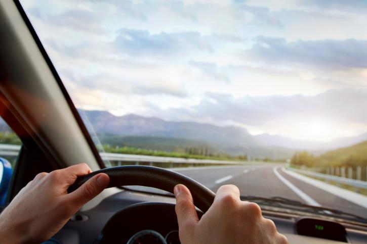 Путешествие автомобилем