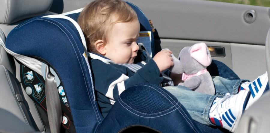 Автокресла, как безопасность для ребенка