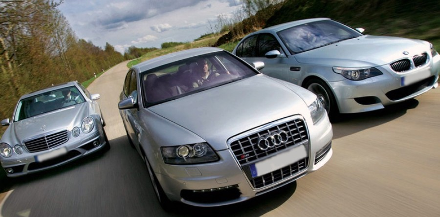 Автомобили немецкого автопрома