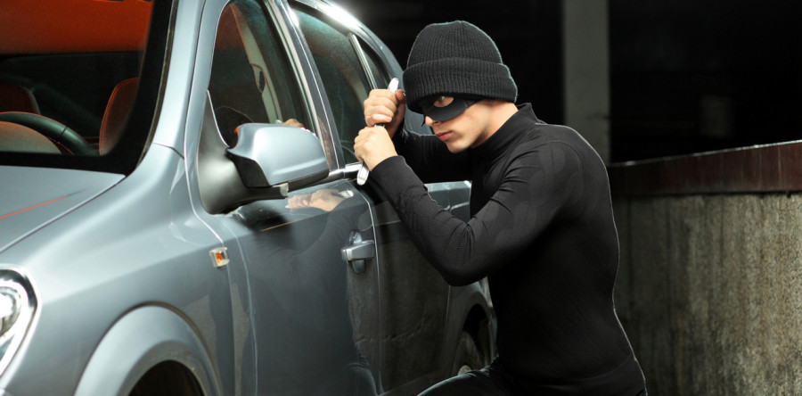 Защита авто от угона