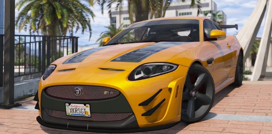 Особенности Jaguar XKR-S GT