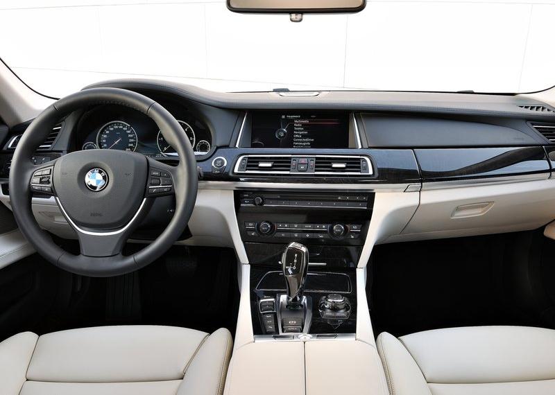 BMW 7-series 2013 года2