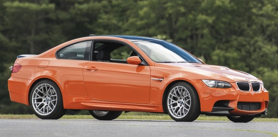 BMW M3 Coupe 2013 года