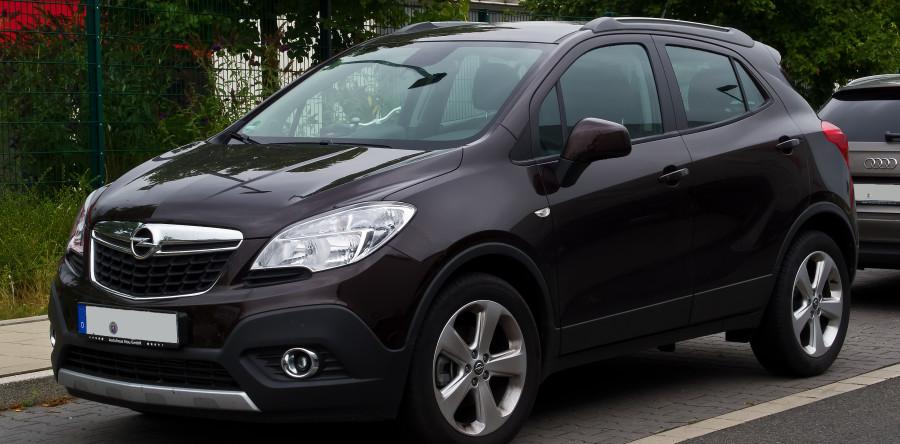 Opel Mokka – новый кроссовер от немецкого бренда