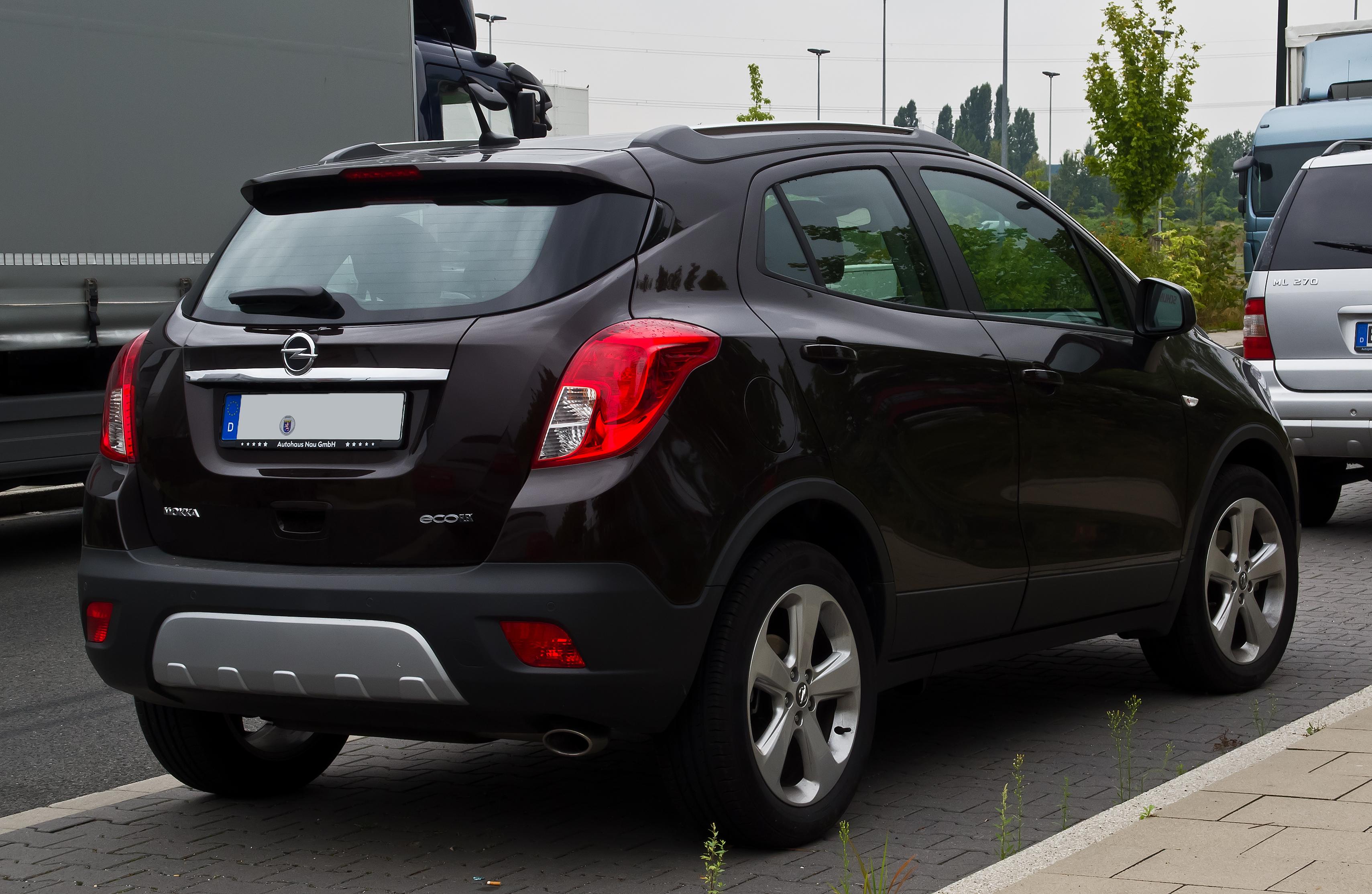 Opel Mokka3