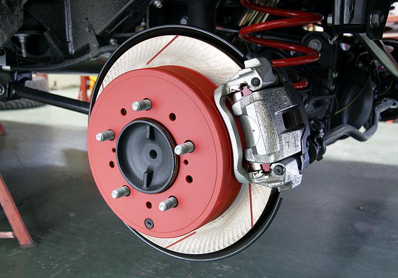 Тормозные диски и колодки Prado 150 и Land Cruiser 200