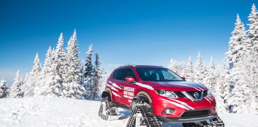 Описание автомобиля Nissan Rogue Warrior
