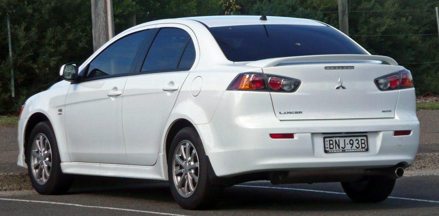 Mitsubishi Lancer – автомобиль-мечта многих людей