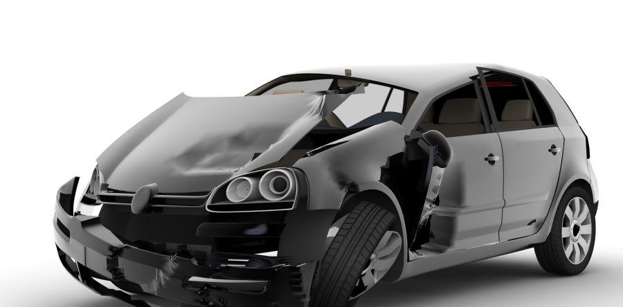 Что делать с битым автомобилем