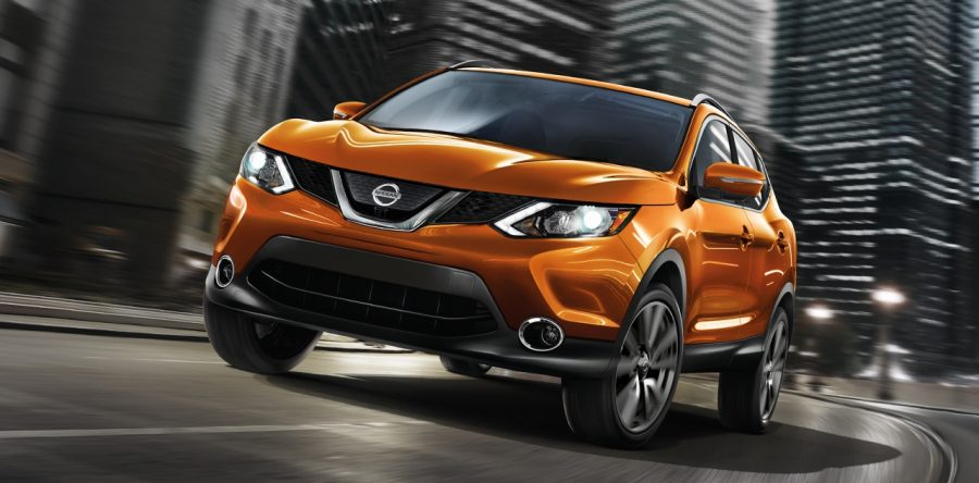 Обновленный Nissan Qashqai – яркий снаружи, комфортный внутри