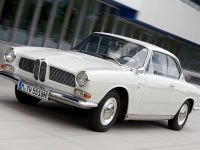 BMW 3200 CS – послевоенная кульминация известного концерна
