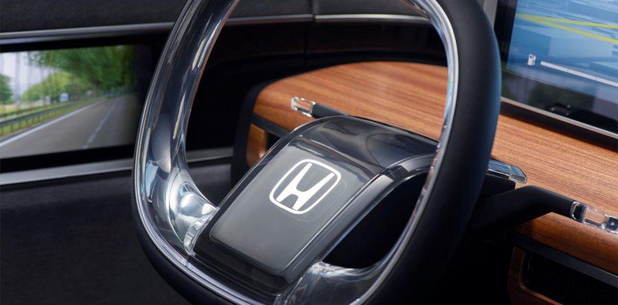 Китайский стартап и Honda разработают систему беспилотного вождения