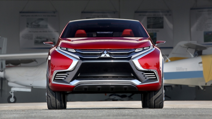 Компания Mitsubishi планирует выпустить еще один внедорожник