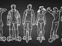 Гироборд и моноколесо – для тех, кто ценит мобильность и скорость